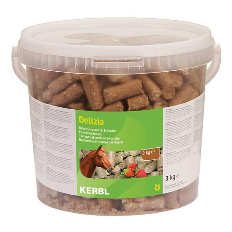 Delizia the Special Treats - Aardbei 3kg