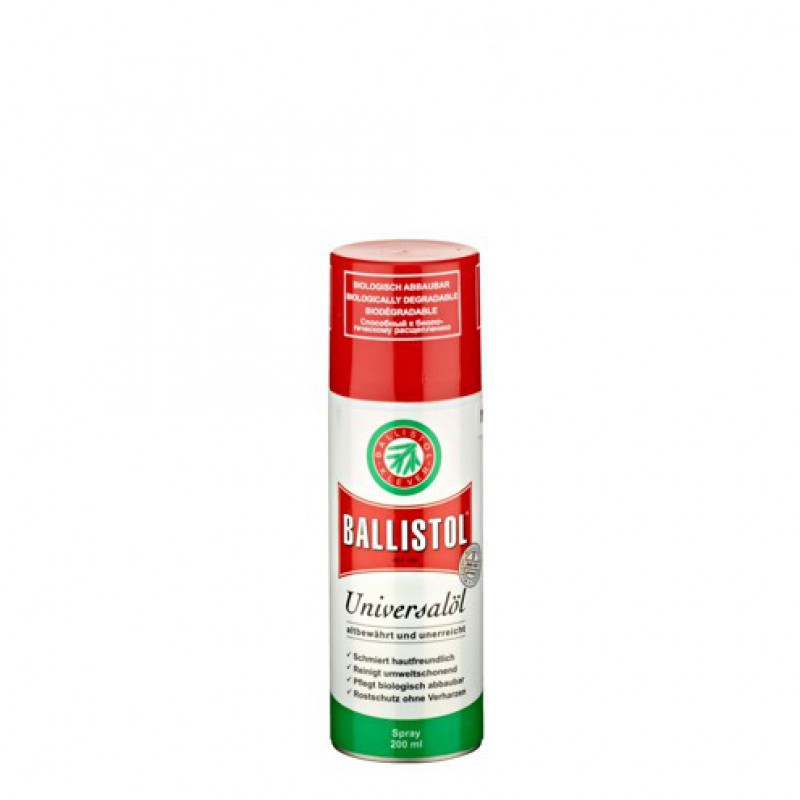Universele spray Ballistol 200ml
