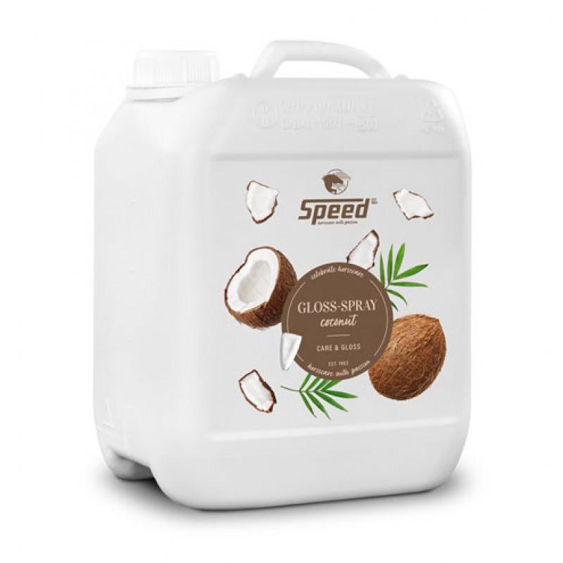 Glansspray Kokos 2,5L Speed