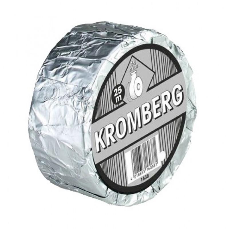 Klauwverband 'Kromberg' zwart 25 meter