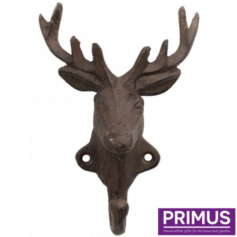 Deer Coat Hook PRIMUS