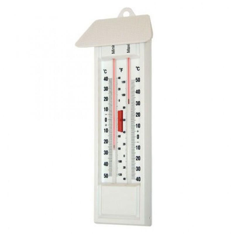 Maximum/minimum-thermometer