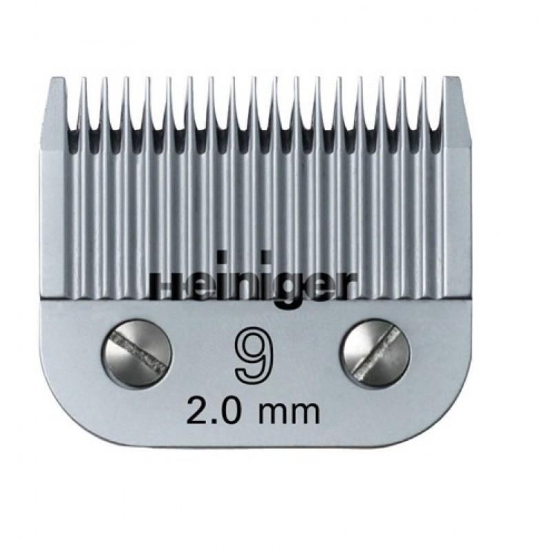 Scheerkop Saphir nr. 9 Heiniger