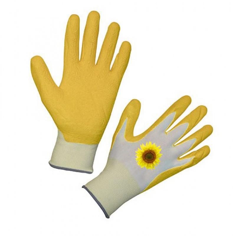 Handschoenen 'Garden Care' geel
