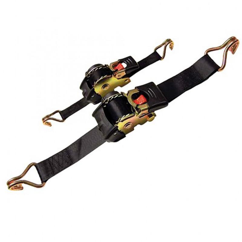 Automatische spanband  DIN EN 12195-2 - 300 cm x 25 mm