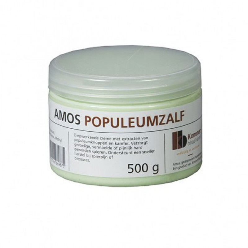 Populeumzalf 500ml Amos
