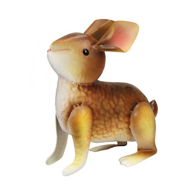 Brown Metal Rabbit Primus