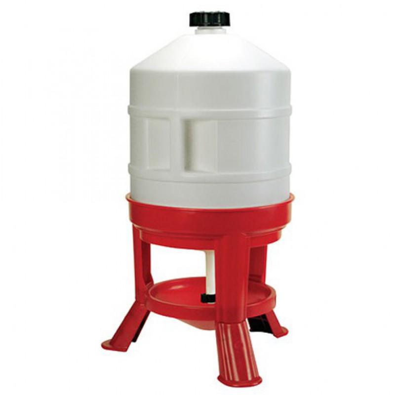 Drinktoren kunststof 30 liter
