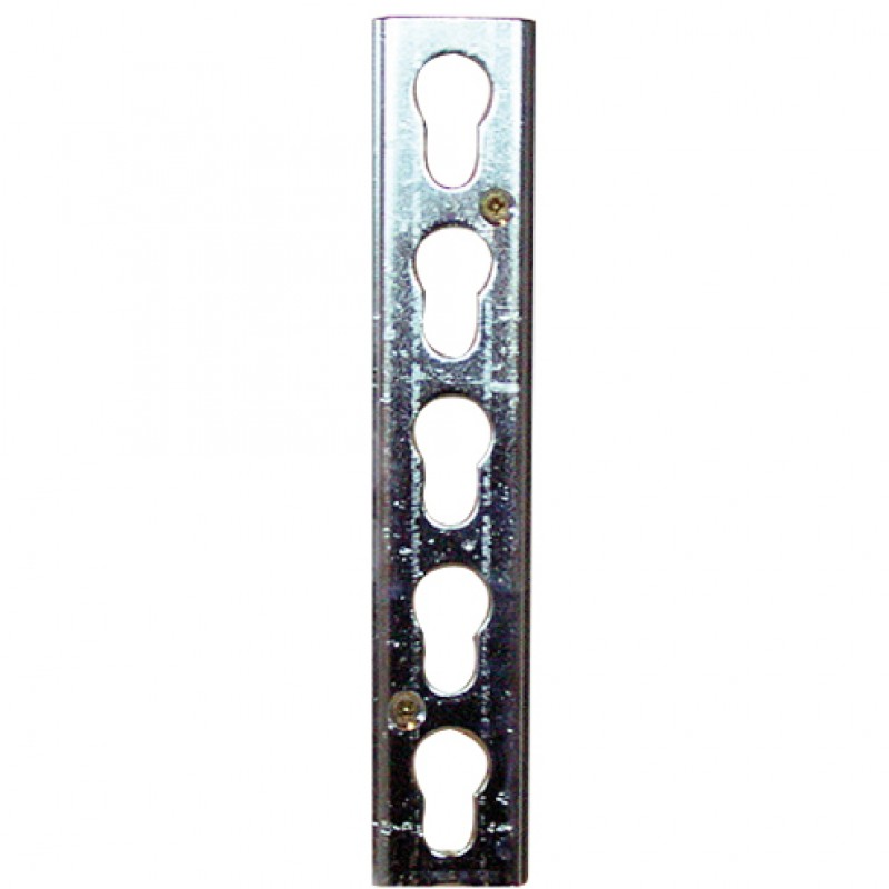 Barre en acier galvanisé pour barre d'obstacle
