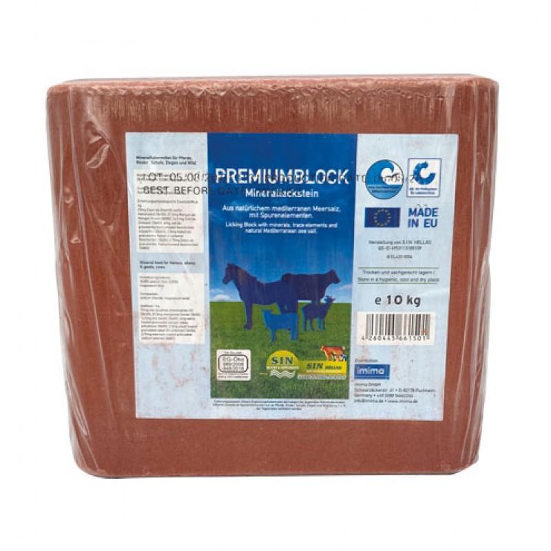 Mineraalliksteen 'Premiumblock' 10kg