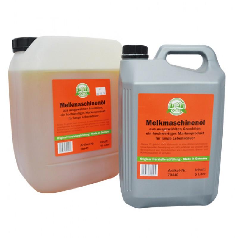 Melkmachine-olie 10 liter Göbel