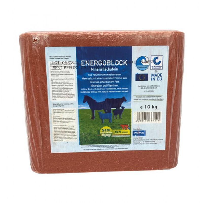 Mineraalliksteen 'Energoblock' 10kg