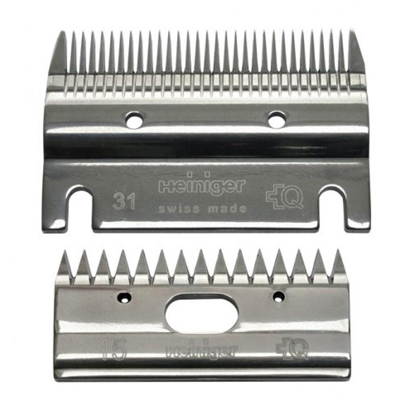 Heiniger 703-530 Stel messen 31/15 tanden