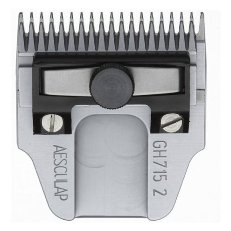 Tête coupe Favorita II - GH 715 2mm