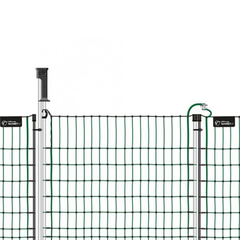 Euronetz poortje 300cm voor schrikdraadnetten 'Jumbo' 112/2