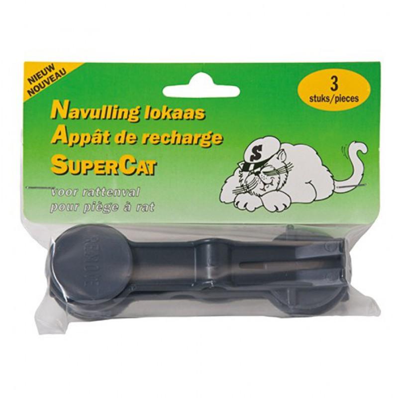 Vervanglokaas voor rattenval Supercat
