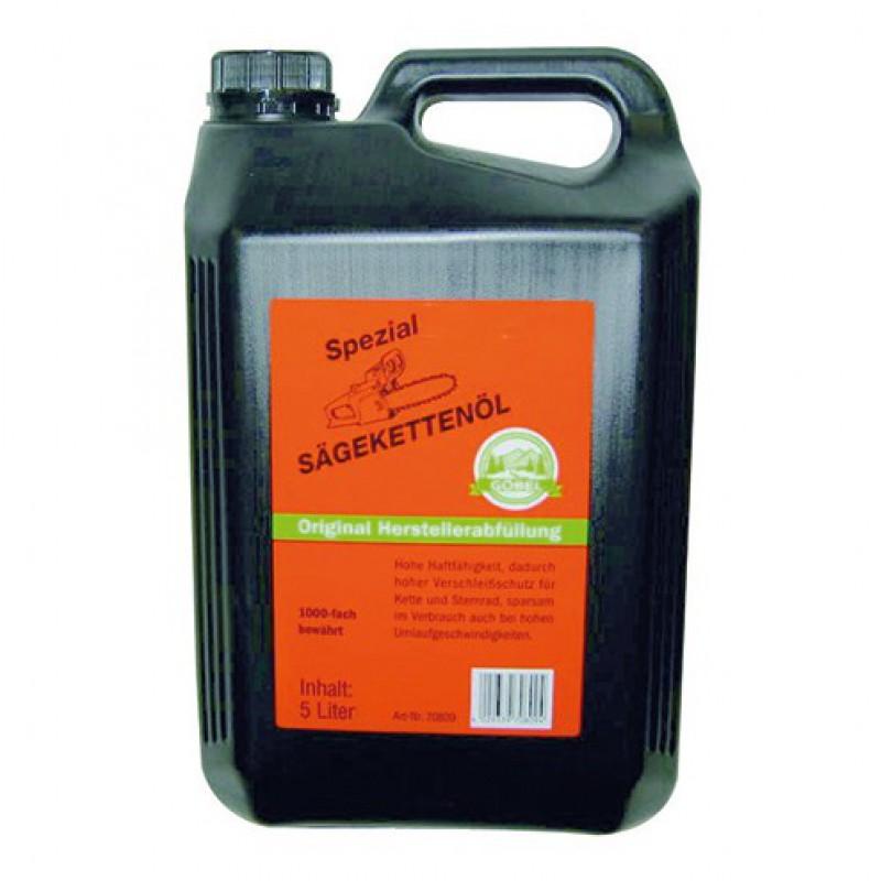 Kettingzaagolie 5 liter