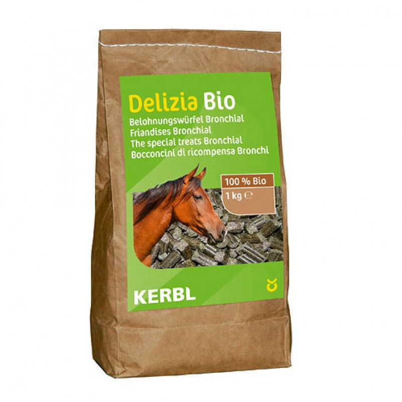 Delizia Bio Bronchial 1kg