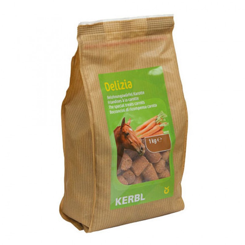 Delizia the Special Treats - Wortel 1kg