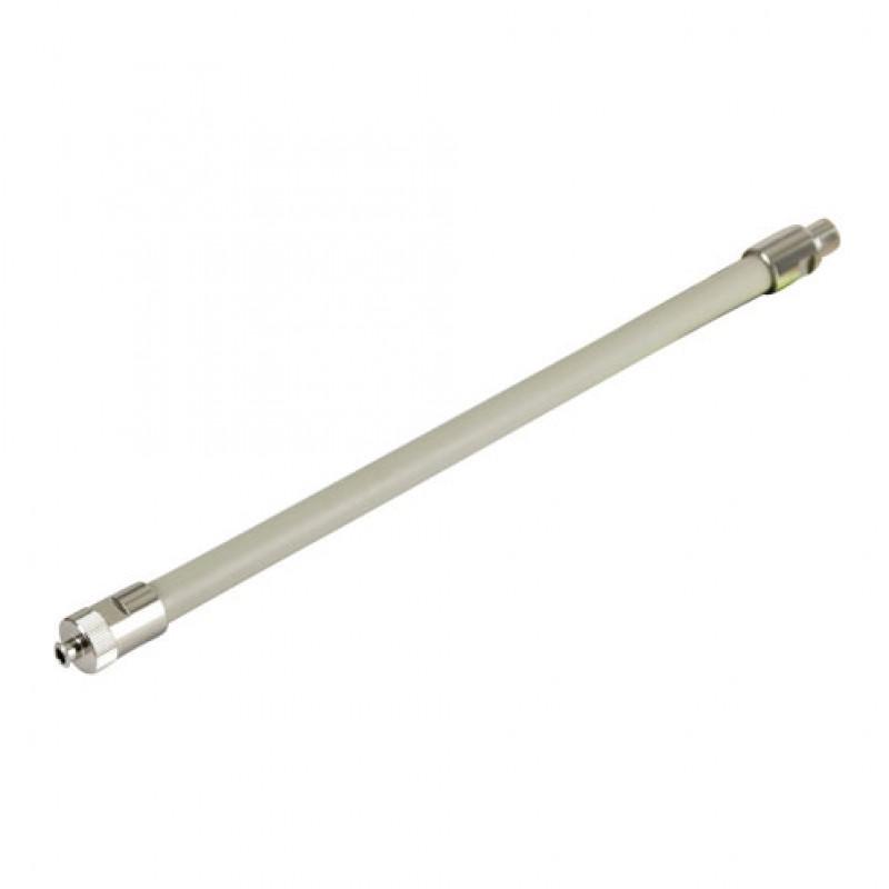 Flexibel verlengstuk voor revolverspuit 29cm draad Luer Lock/Luer Lock