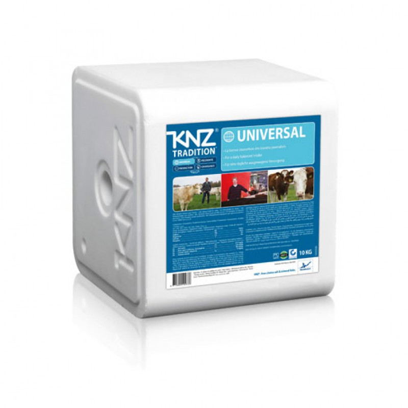 Liksteen wit 10kg KNZ