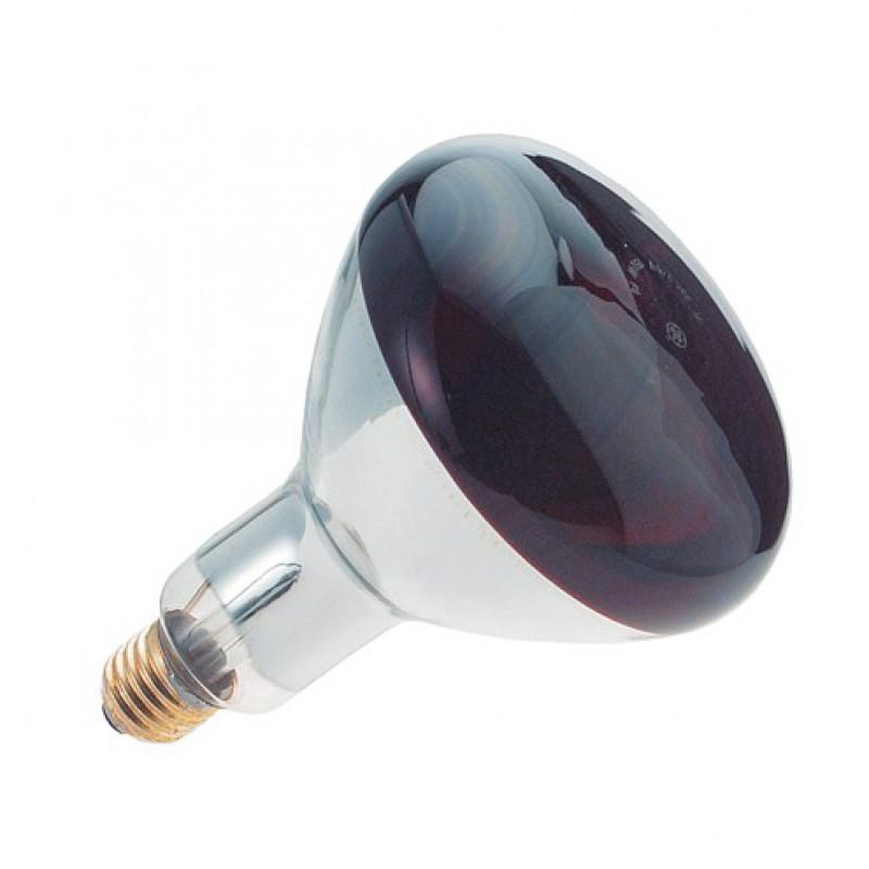 Infraroodlamp 250 Watt rood GÖBEL