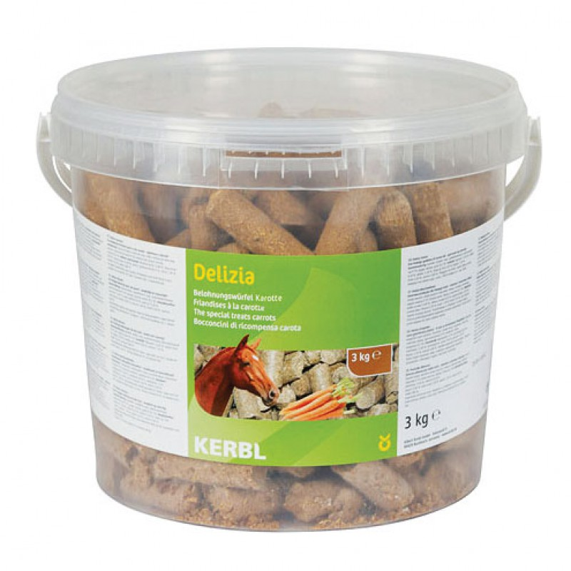 Delizia the Special Treats - Wortel 3kg