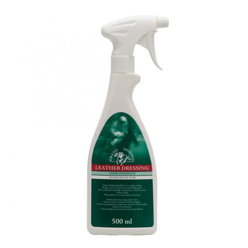 Leather Dressing spray 500ml Grand National