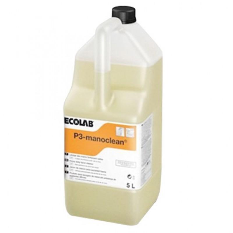 Manoclean handenreiniger P3 5 liter