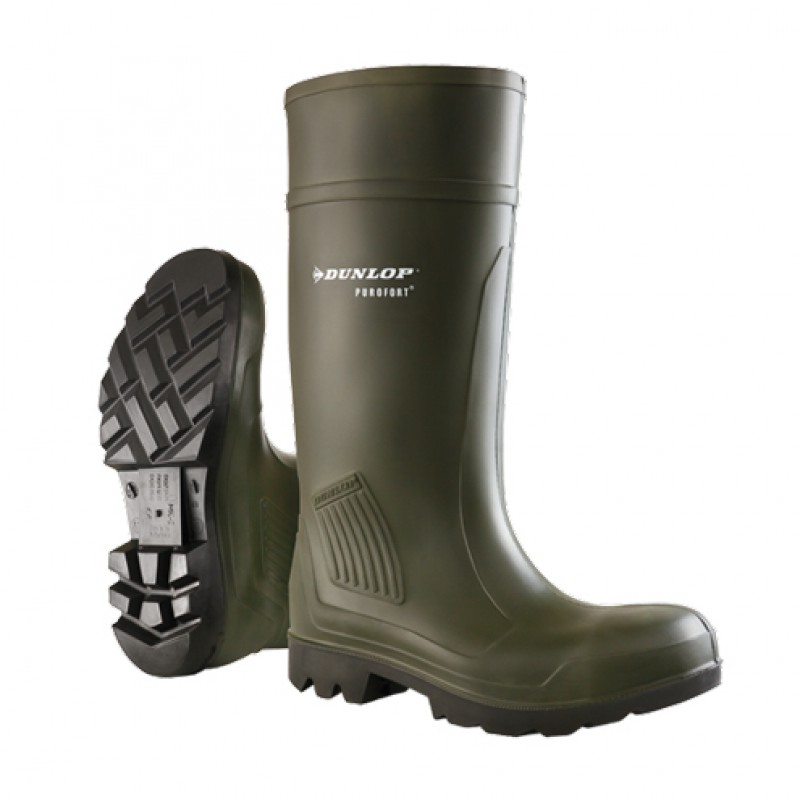 Bottes 'Purofort Professional' Full Safety Dunlop