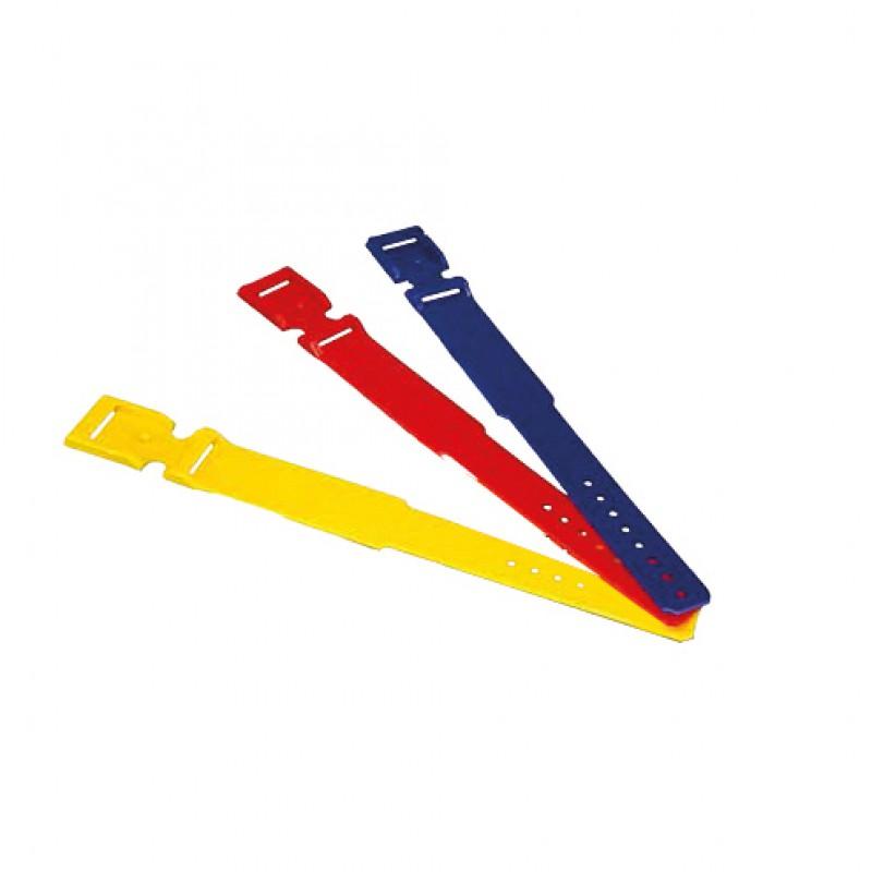 Kunststof enkelband voor runderen 'Premium' blauw