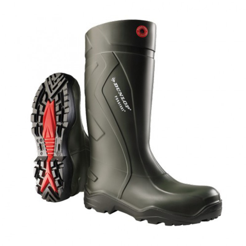 Laarzen 'Purofort+' Full Safety mt 48 Dunlop